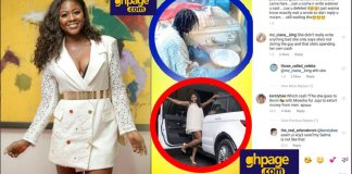 Salma Mumin allegedly went for Juju to drain money from men