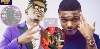Wizkid wanted to feature on my Reign Album - Shatta Wale reveals