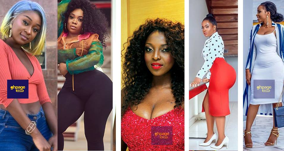 Top 10 Most Curvy Ghanaian Celebrities  Ghpage-2791