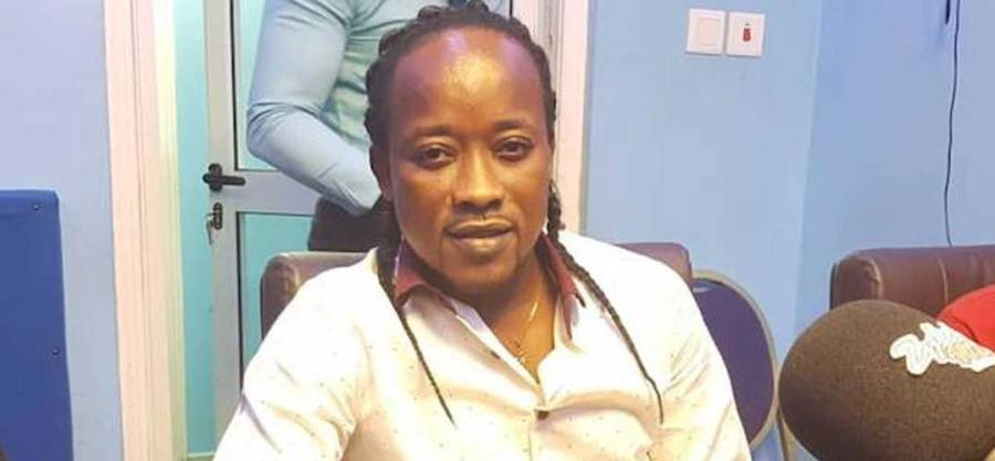 Image result for Daddy Lumba's look alike Anokye Supremo cries for help