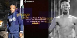 "'Kwesi Arthur behaves as if he has never ""banged"" before' – Archipalago"
