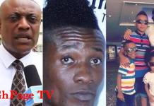 Lawyer Maurice Ampaw reacts to Asamoah annulment case