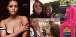 Dillish Mathews finally confirms relationship with Adebayor-Reveals they have been dating for 5yrs