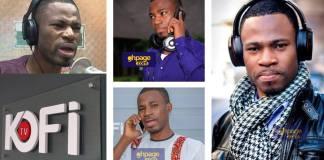 Actual reason why Kofi Adomah resigned from Adom FM