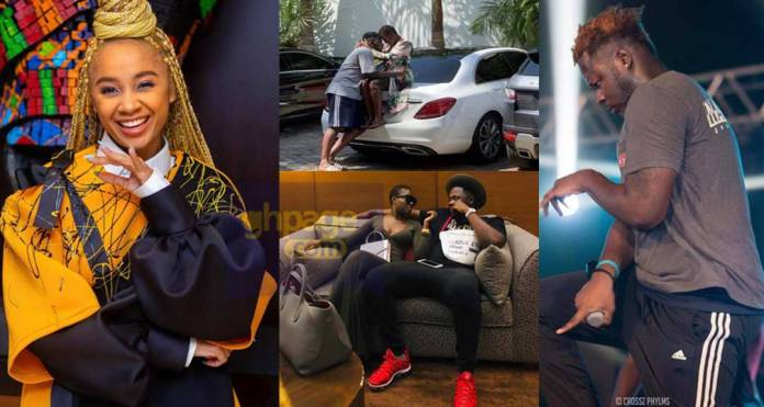 Finally revealed: This is exactly what caused Medikal and Sister Derby's breakup [Video]