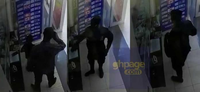 Policeman caught on CCTV stealing phone at Marina Mall