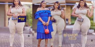 Moesha Boduong 'humbled and outshined' by a rising actress