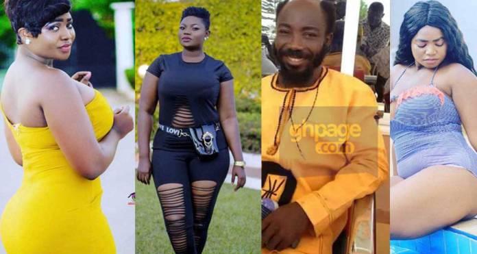 Meet Kumawood actor, Big Akwes' beautiful girlfriend