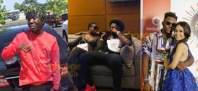 Showboy reacts to Sister Debby's diss song