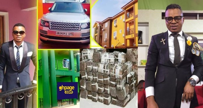 I steal money from the spiritual realm - Obinim reveals source of his wealth