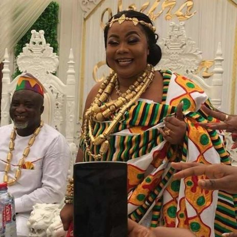 Gospel song Gifty Osei and husband