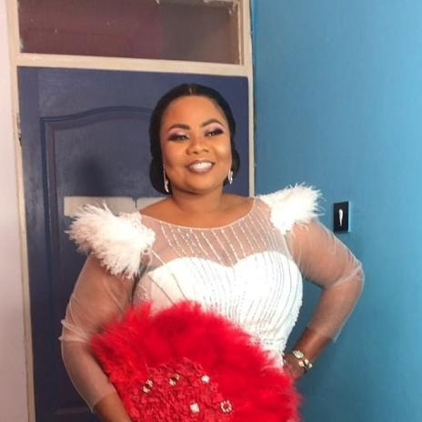 Gifty Osei in a photo