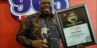Top radio stations eagerly rush for Kwame Adinkra after his suspension from EIB Network