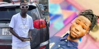 """Patapaa reacts to stealing his """"One leg"""" song from Ikonz"""