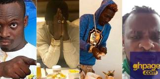 Shatta Wale to die in an accident on 24th December - Prophet Adom