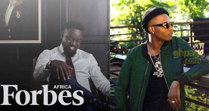 Fact Check: Forbes did not release the list of 2018 richest Africa musicians circulating online