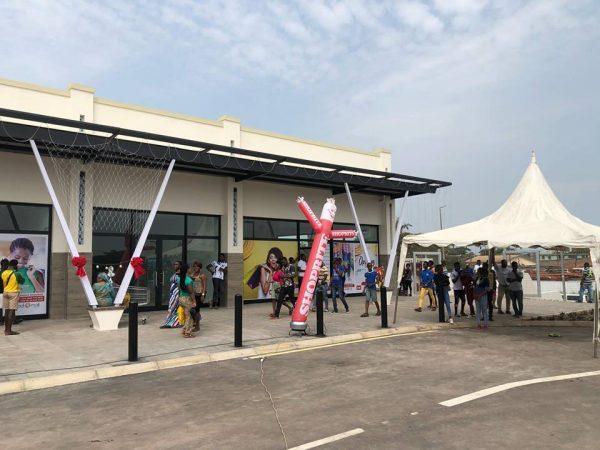 At Long Last! Takoradi Finally Gets A Shopping Mall