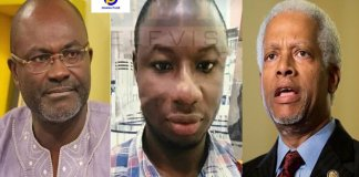 Ban Ken Agyapong from US - Congressman calls for FBI on Ahmed's death