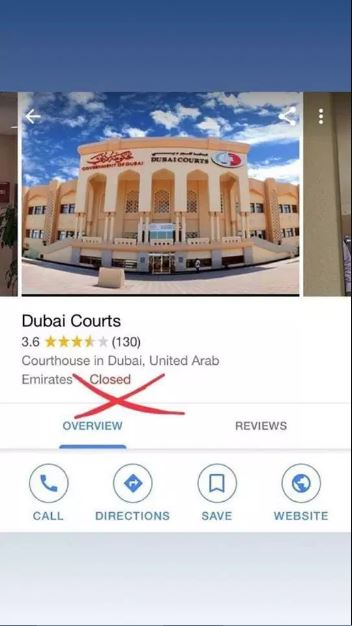 Ibrah 1 exposes the 'lies' behind NAM1's prosecution in Dubai on Feb. 2nd