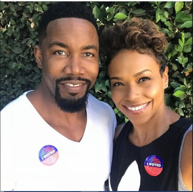 Our DNA test shows my wife and I are Ghanaians- Hollywood star Michael Jai White discloses