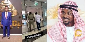 First Photo of NAM 1 leaving Dubai Prison pops up