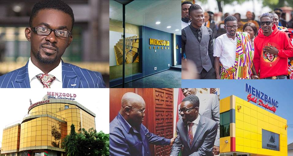 Menzgold and how NAM1 succeeded in scamming millions of Ghanaians