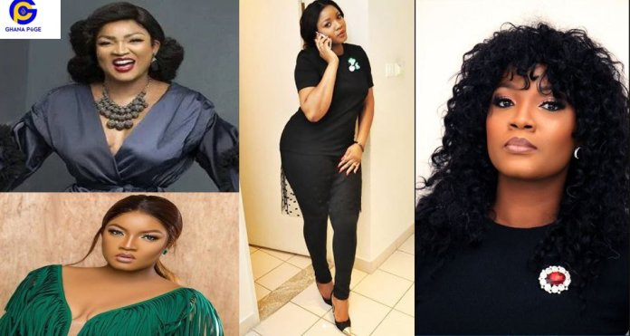 '2018 was an amazing year' - Actress Omotola Jalade Ekeinde lists her top 10 achievements in 2018