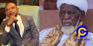 Owusu Bempah visits Chief Imam to make peace