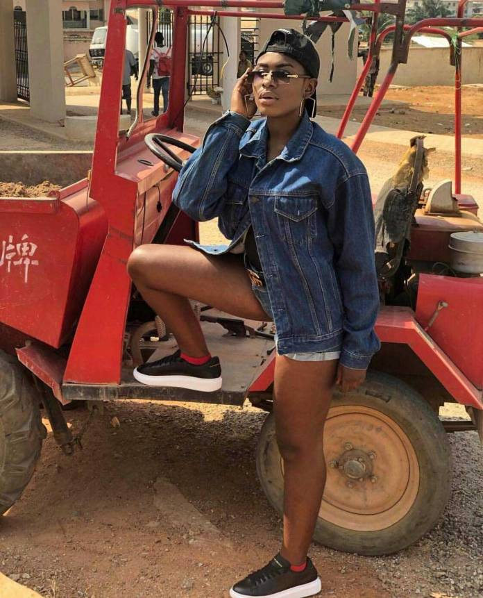Yaa Jackson 1 1 - Yaa Jackson asked by fans to quit doing secular music