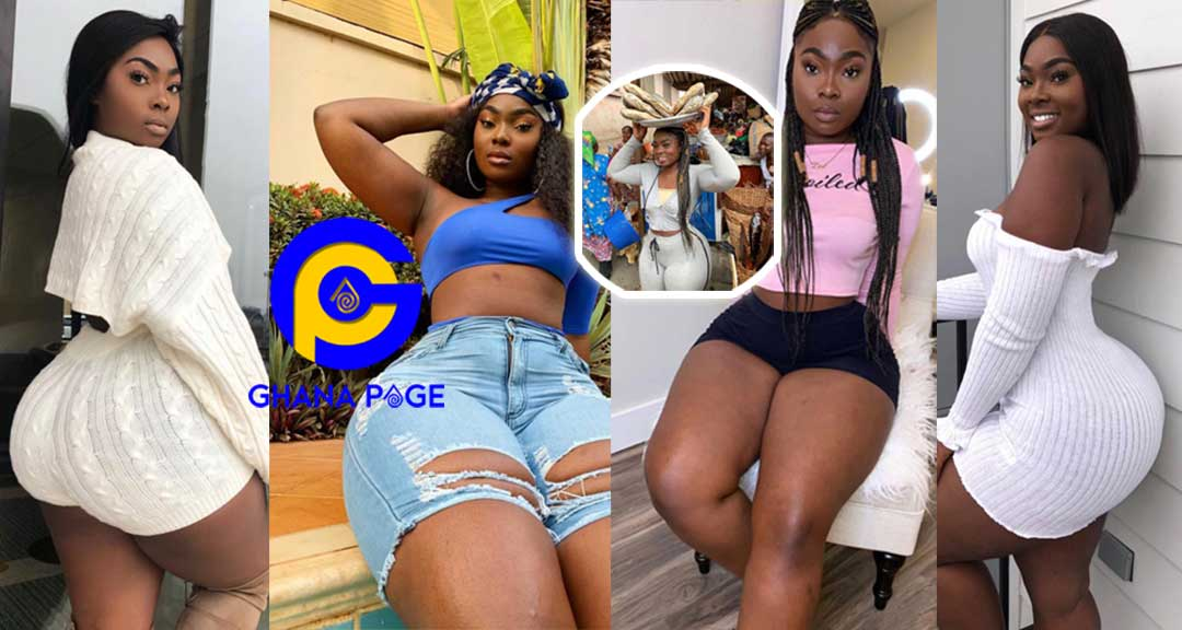 Zeebee Slay Queen 0 - Slay queens give Ghana more foreign exchange than gold and cocoa – Social media user