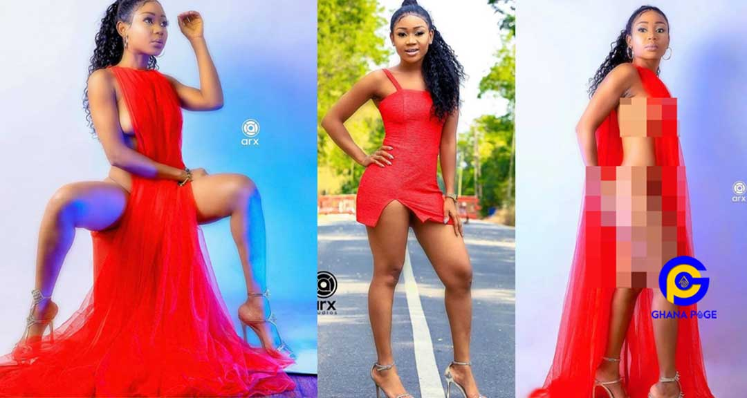 Image result for akuapem poloo goes naked on valday