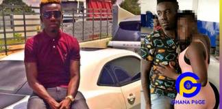My first female artist slept with all the guys around me-Criss Waddle