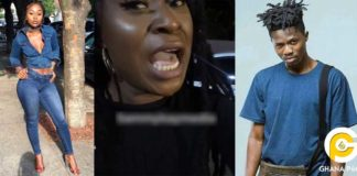 Efia Odo reacts to allegations she is sleeping with Kwesi Arthur