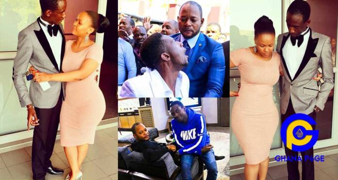 Photos of the man who was resurrected by Pastor Alph Lukau chilling with his girlfriend pops up