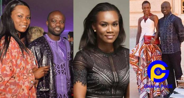 My hubby didn't die; he was assassinated- Late JB Danquah's wife mourn his 3yrs death anniversary