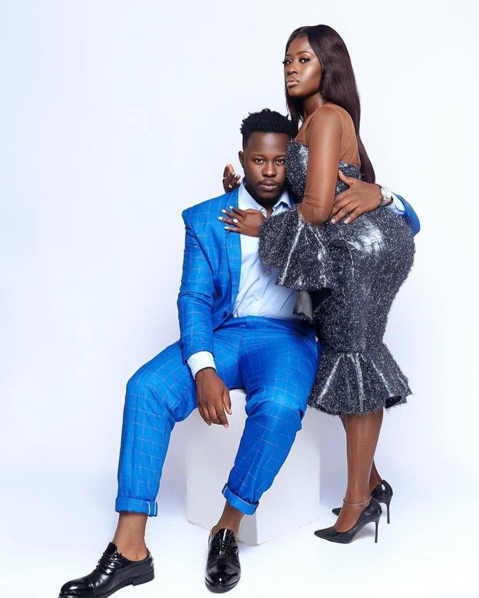 Medikal Fella 4 - Photos of Fella Makafui's soldier ex-boyfriend she dumped pops up