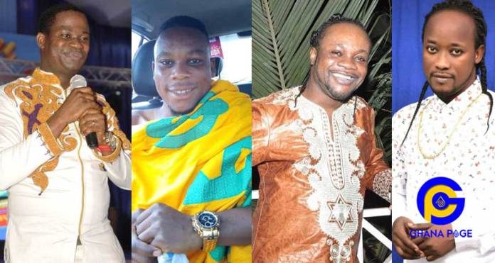 Video:Musician who alleged Daddy Lumba killed Anokye Supremo, Hoahi explains his allegation
