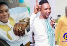 Audio:Gospel musician Omane Acheampong blasts Nana Osei Bonsu Hoahi & Prophet Badu Kobi