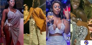 D-Black's Nina Richie steals show at event with her big 'tundra' twerking