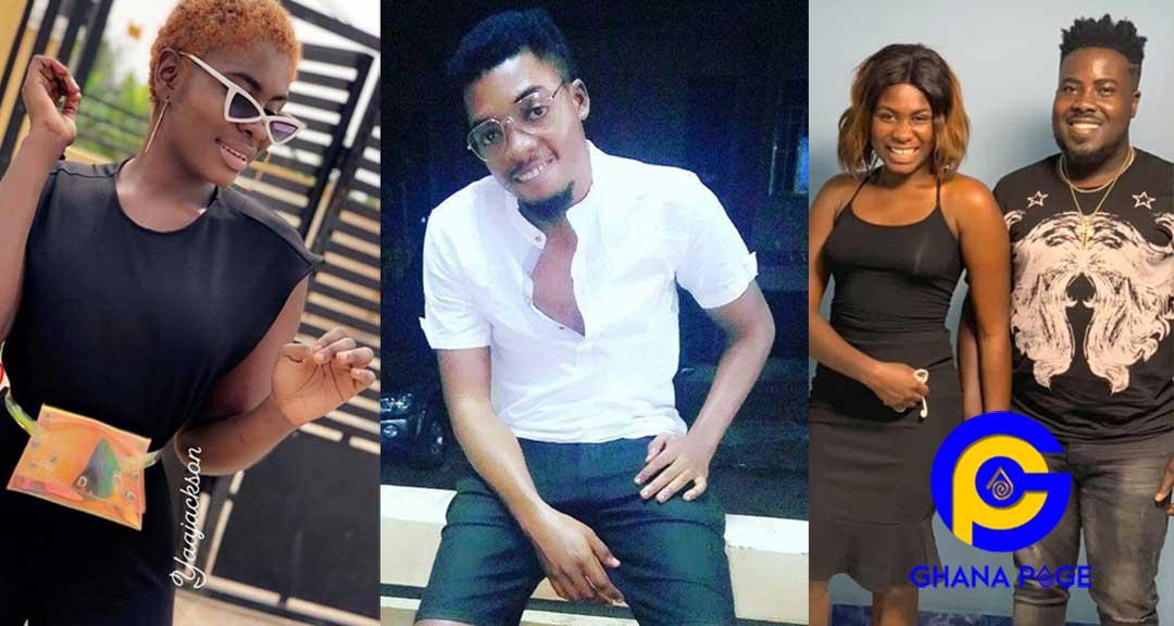 Okyeame Akwadaa Nyame Yaa Jackson Ray Moni - I don't know the guy claiming to be Yaa Jackson's fmr manager-Ray Moni
