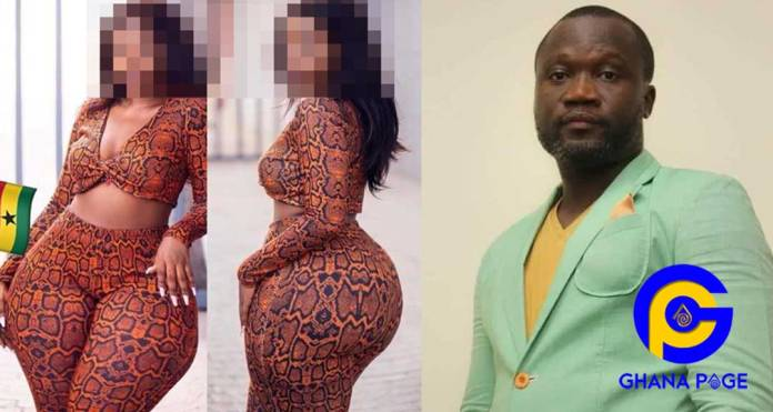 Photos: Popular actress fvcked my friend a whole weekend and took GH¢2000-Ola Michael