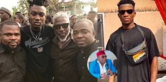 Photos:Kinaata, Opanka, Others-Here are the celebs who were spotted at Willi Roi's One Week Celebration