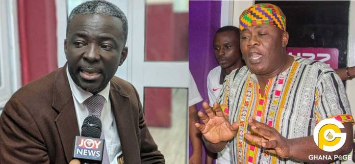 I saw Willie Roi's death but he failed to listen to me - Papa Shee alleges