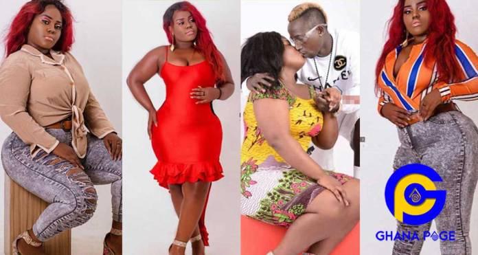 Queen Peezy Patapaa Girlfriend 0 - Jupitar reacts to Patapaa breaking up with his Ghanaian girlfriend