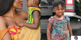 'My daughter is so pretty' – Tracy Sarkcess flaunts Titi
