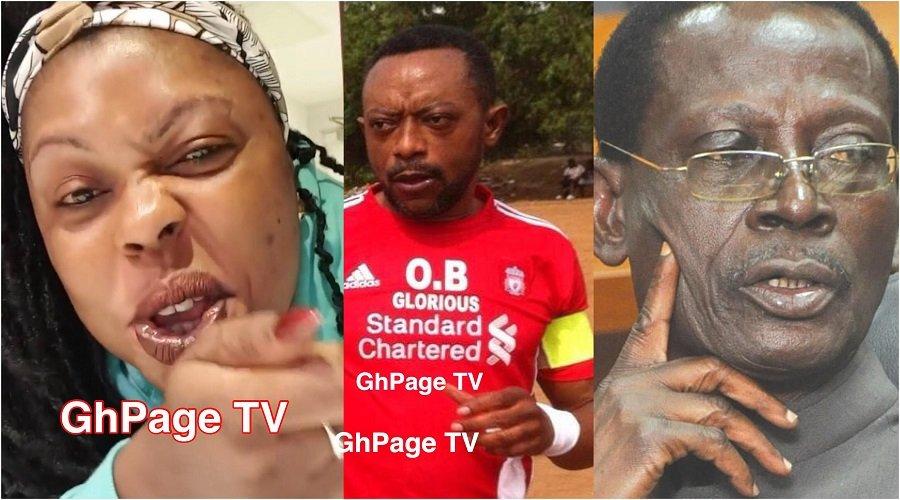 Afia Schwarzenegger blasts Ghanaian pastors over Kwabena Agyei's