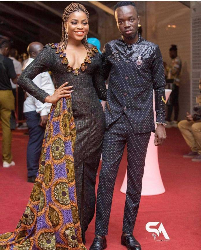Adina Akwaboah - 3 Music Awards 2019: All the red carpet moments you missed