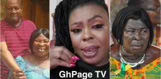 Ghanaians need to keep Akua Donkor in cage like a monkey - Afia Schwarzenegger