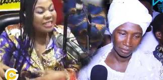 Audio: Cecilia Marfo wrote my name on GH¢50 note and buried it to kill me - Gifty Osei Adorye