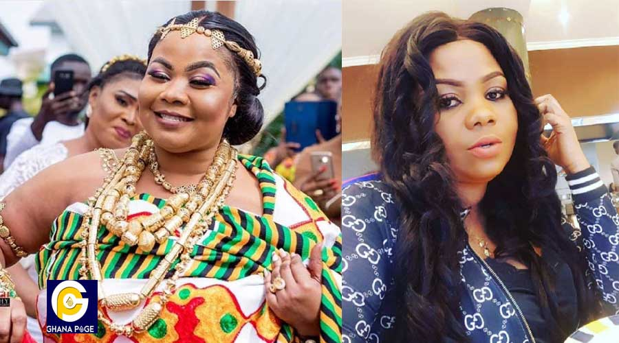 GIFTY HOPESEON ADORYE SUICIDE - I almost committed suicide after my first marriage failed -Gifty Adorye